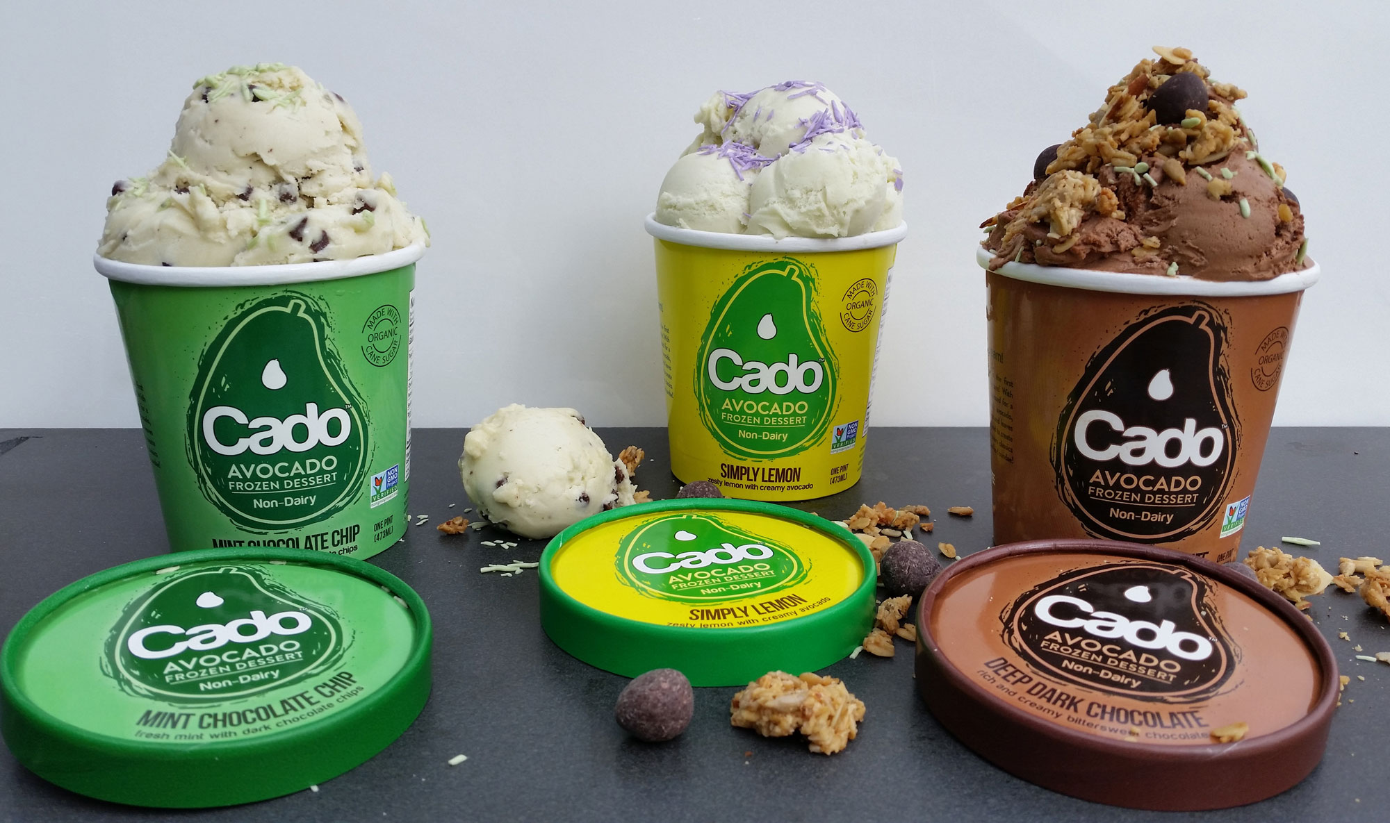 Image result for cado avocado ice cream